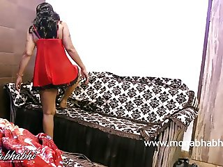 Mona Bhabhi Indian Horny Wife Doggystyle Sex