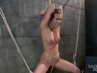 The Pope abuses Casey Calvert in her toughest