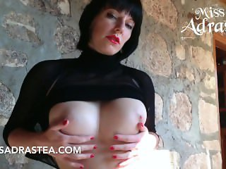 Hot Tits and black Nylon