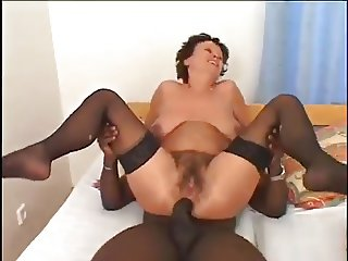 Mature Brunette PacPac