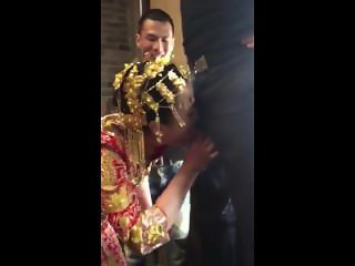 Chinese wife can't wait till after wedding, funny edition.