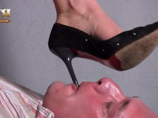 dirty heel trample