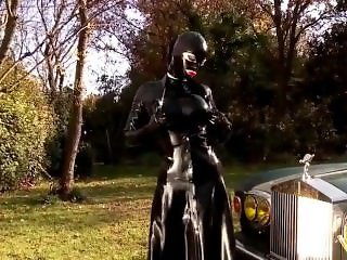 Latex and diabolically fetish bdsm fucking