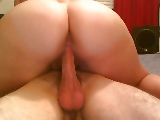 ex riding my dick!