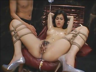 Maria Ozawa - Bondage Chair
