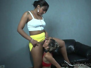 Angela's Domination Session
