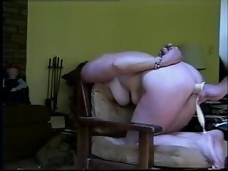wife tied up and used