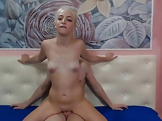 Horny Playful Couple Having a Great Sex Show