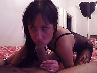 Brown dick for sexy British girl DAY1...P1 of 5