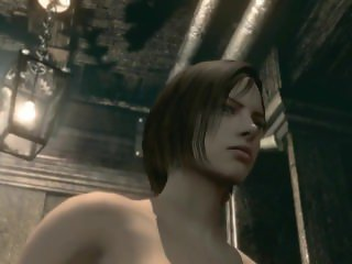 Resident Evil HD Remaster Naked MOD (Nude Jill)