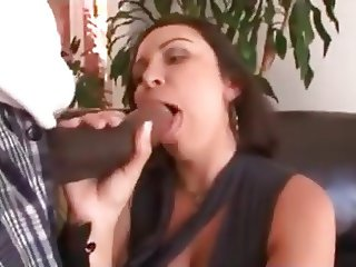 Interracial Big Butt Fuck