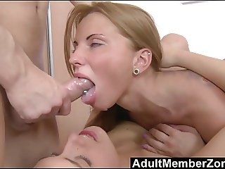AdultMemberZone - Awesome Cumshot Compilation