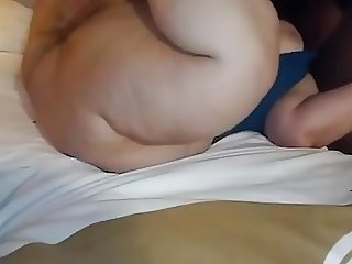 BBC and big Puerto Rican cock pounding a white bbw