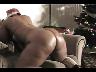 Ms.BoomBoom - Oiled Up Christmas Booty (Pt.2)