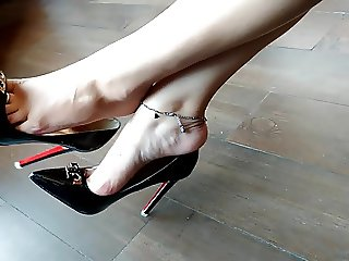 fetish stilettos