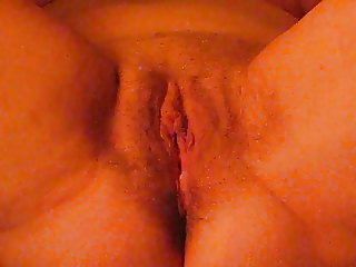 close up  me getting  fucked