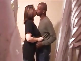 Hubby spies on wife with BBC