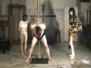 MLDO-126 Masochist men and women imprisoned double training