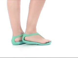 Promotion the Sexy Flip from Crocs