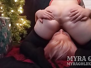 Caught & Punished With Imposed Orgasm - Myra Gold