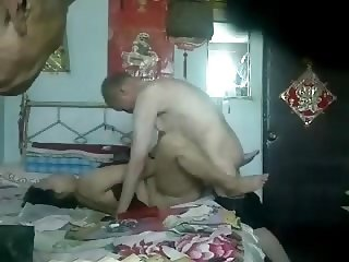 Old Asian fuckers