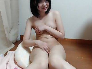 Very Cute Japanese Girl Masturbating Amateur Webcam