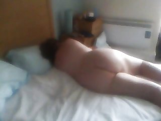 A stranger and my wife's arse