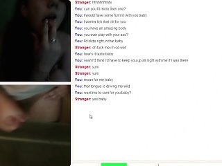Cute Girl on Omegle
