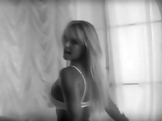 Britney Spears Dirty Girl In Bed