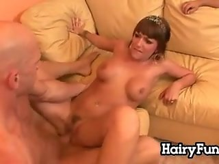 Cuckold By A Hot And Busty Wife