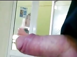 MyVidsRocK4LiFe's Stairwell Dick Flash Compilation