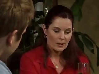 Mommy Seduced by Sons Friend