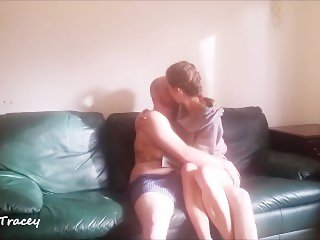 Morning Sex on the Couch