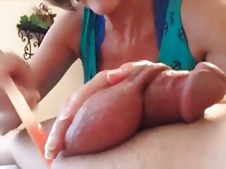 Mature Dick Waxing 2017