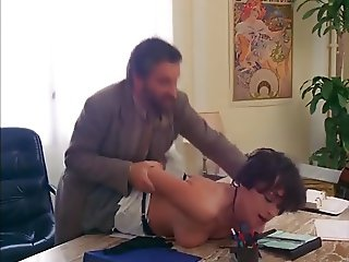 A Quickie Fuck in the Office