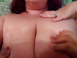 Titty playtime