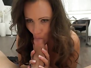 Hot milf and her younger lover 704