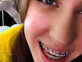 Braces at Clips4sale.com