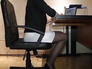 girl have sex with her boss