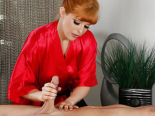 Penny Pax massage and anal sex