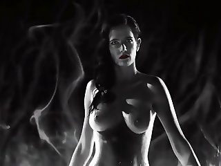 EVA GREEN NUDE (SIN CITY Compil)