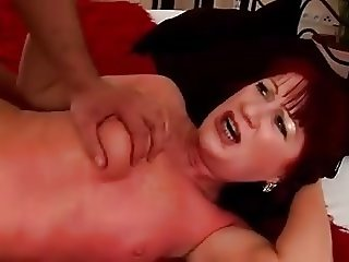 Hot milf and her younger lover 762