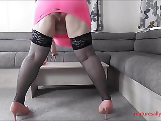 Slutty in pink