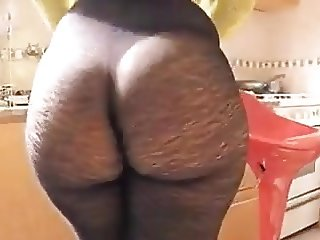pantyhose big ass bum bum
