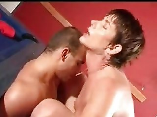 Hot milf and her younger lover 787