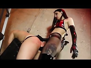 Femdom Pegging Strapon Compilation by CrazyCezar