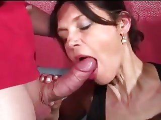 Hot milf and her younger lover 794