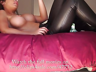 high heels penetration toys and piss on the floor