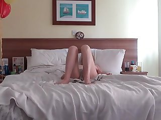 british cornish couple hotel shave and 2nd fuck homemade