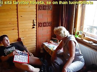 Slideshow with Finnish Captions: Mom Margaret 4